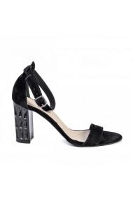 Sandale elegante Donna Mia DM1804 negru