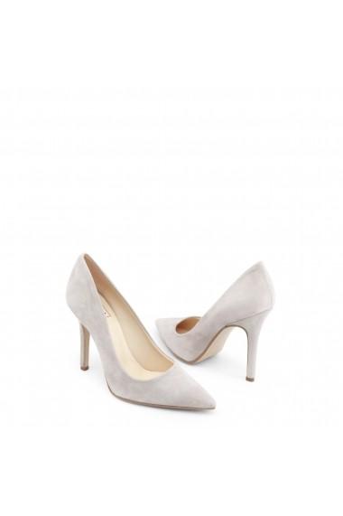 Pantofi cu toc Made in Italia EMOZIONI_TAUPE gri-bej