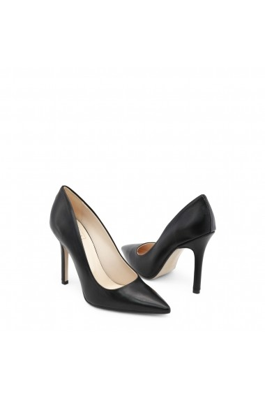 Pantofi cu toc Made in Italia EMOZIONI_NAPPA_NERO negru