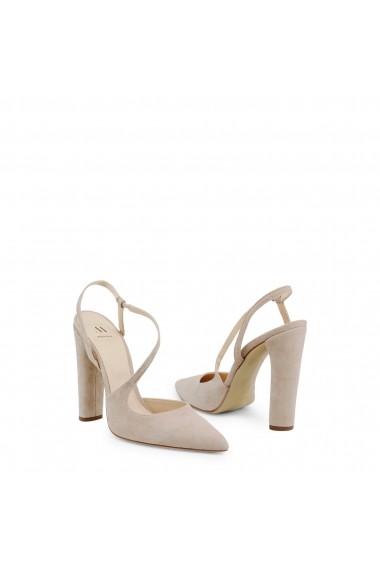 Pantofi cu toc Made in Italia DIAMANTE-CAM BEIGE bej - els