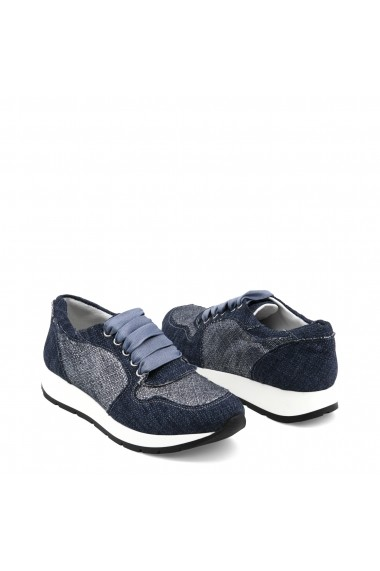 Pantofi sport Ana Lublin TANIA_JEANS bleumarin