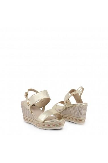 Sandale cu toc Xti 47657_GOLD