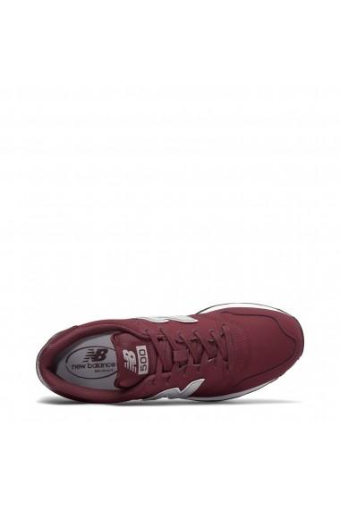 Pantofi sport NEW BALANCE GM500RDG Bordo