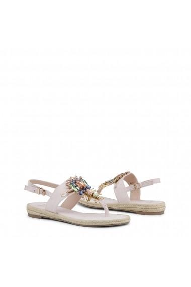 Papuci Versace Jeans VRBS61_70129_409_ Roz deschis