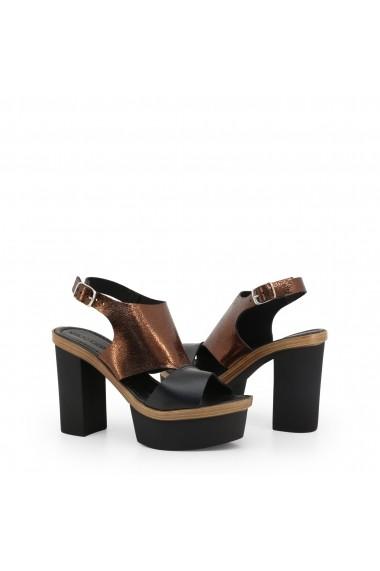Sandale cu toc Arnaldo Toscani 1218019 NERO BRONZO Bronz