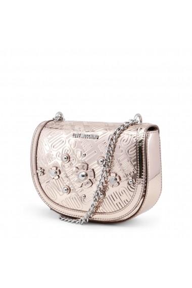 Geanta plic Love Moschino JC4241PP05KD_0905 roz