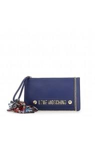 Geanta plic Love Moschino JC4124PP16LV_0750 Albastru