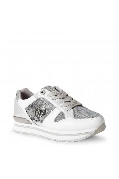 Pantofi sport Guess FLDA74FAB12_SILVER Argintiu