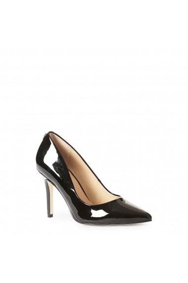 Pantofi cu toc Guess FLBL24PAF08_BLACK Negru