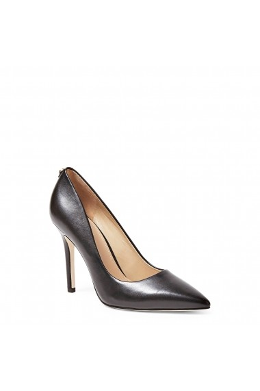 Pantofi cu toc Guess FLBL14LEA08_BLACK Negru