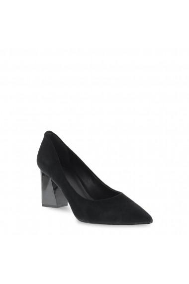 Pantofi cu toc Guess FLBAI4SUE08_BLACK Negru