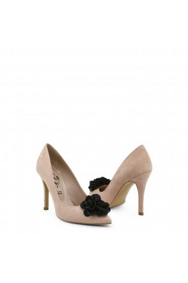 Pantofi cu toc Paris Hilton 2760F_ROSA-NERO negru