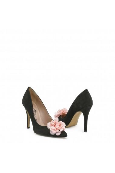 Pantofi cu toc Paris Hilton 2760F_NERO-ROSA negru - els