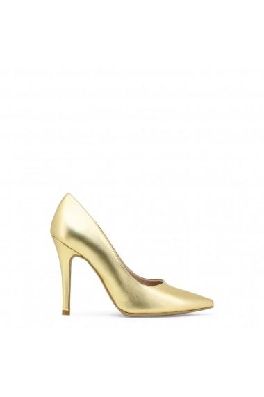 Pantofi cu toc Paris Hilton 2760_PLATINO argintiu