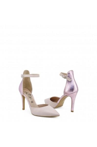 Sandale cu toc Paris Hilton 6432_ROSA roz