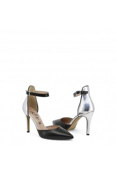 Sandale cu toc Paris Hilton 6432_NERO-ARGENTO negru