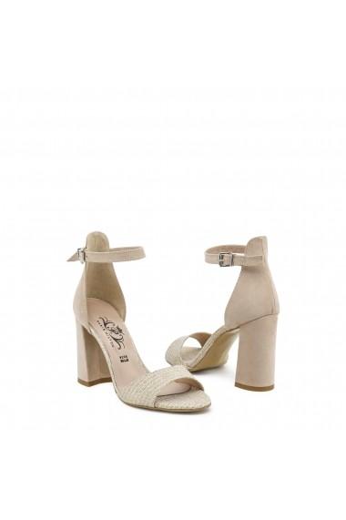 Sandale cu toc Paris Hilton 92_ROSA roz