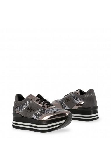 Pantofi sport Blu Byblos 687010_010_GRIGIO Gri