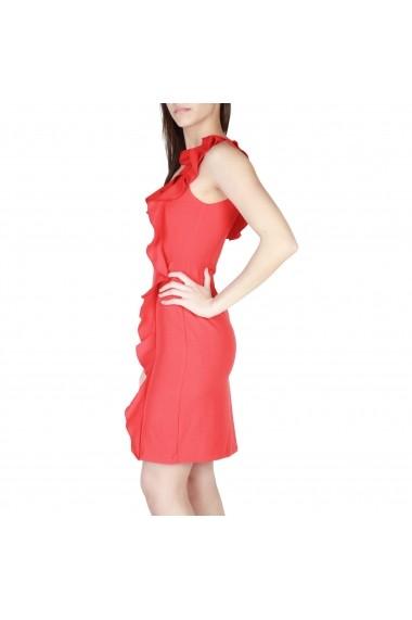 Rochie de zi Miss Miss 39586_M019_Rosso rosu
