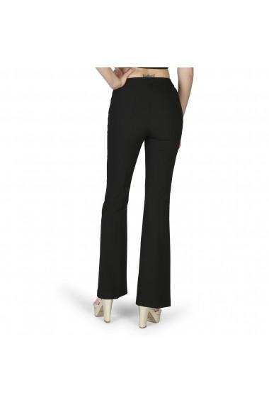 Pantaloni largi Rinascimento 85530 003 B001NERO Negru