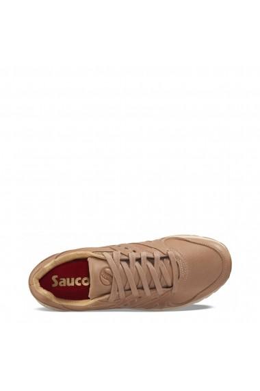 Pantofi sport Saucony GRID8000_S70313_BRONZO