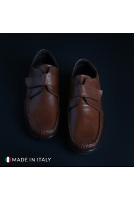 Mocasini Off-box 721_PELLE_MARRONE
