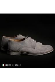 Pantofi SB 3012 06_CAMOSCIO_GRIGIO