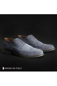 Pantofi SB 3012 208_CAMOSCIO_JEANS