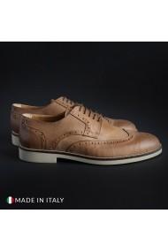 Pantofi Madrid 606_CRUST_BROWN