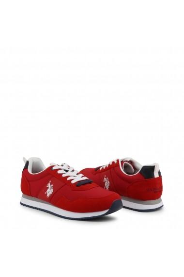 Pantofi sport U.S. Polo ASSN. NOBIL4196S9_TH1_RED-DKBL