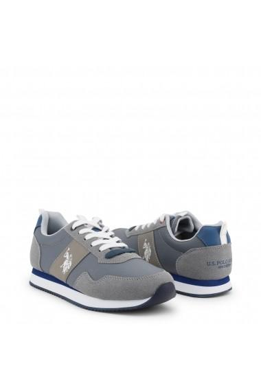 Pantofi sport U.S. Polo ASSN. NOBIL4196S9_TH1_GREY-AVIO