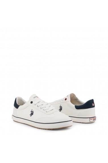 Pantofi sport U.S. Polo ASSN. MARCS4102S9_C1_WHI