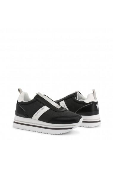 Pantofi sport U.S. Polo Assn. ATHEN4177W9_Y1_BLK