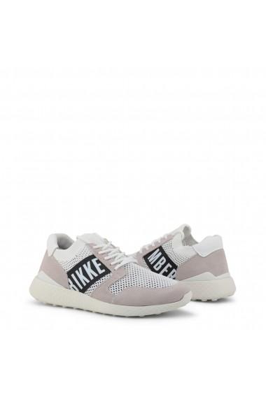 Pantofi sport Bikkembergs STRIK-ER_2278_WHITE