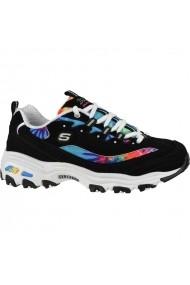 Pantofi sport pentru femei Skechers  D'Lites Summer Fiesta W 149015-BKMT