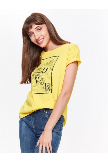 Tricou Top Secret TOP-SPO3862ZO
