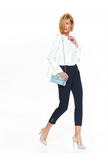 Pantaloni drepti Top Secret TOP-SSP2798GR Bleumarin