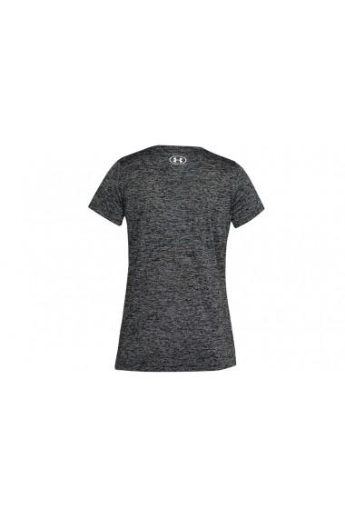 Tricou pentru femei Under Armour UA Tech Graphic Twist Ssc 1309897-001