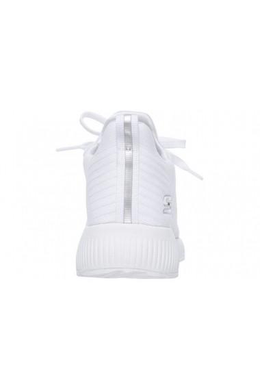 Pantofi sport pentru femei Skechers Bobs Squad 31362-WHT