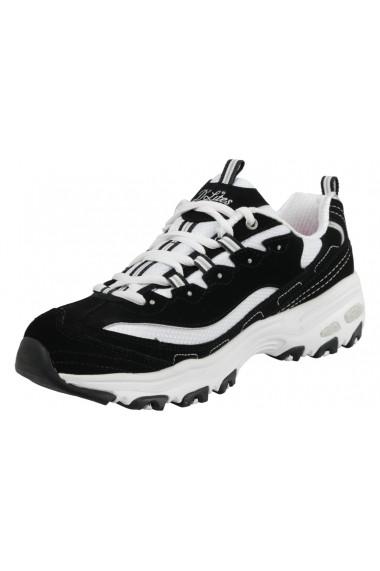 Pantofi sport pentru femei Skechers D`Lites 11930-BKW