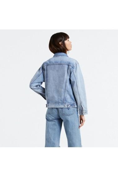 Jacheta din denim LEVI`S GFP208 bleu