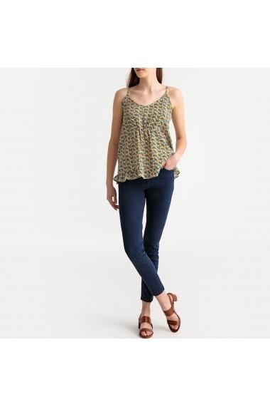 Pantaloni BENETTON GGD604 bleumarin
