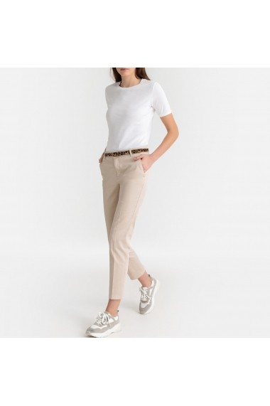 Pantaloni BENETTON GGD515 bej