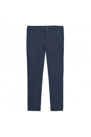 Pantaloni BENETTON GGD515 bleumarin