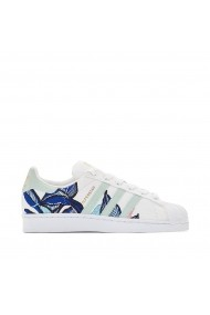 Pantofi sport Adidas originals GEY426 alb