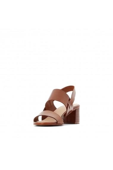Sandale LA REDOUTE GFZ255 maro