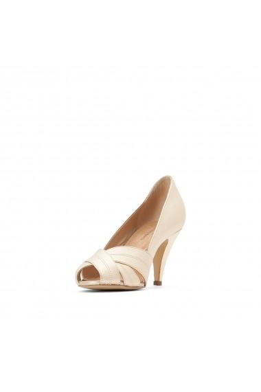 Pantofi ANNE WEYBURN GFY114 auriu