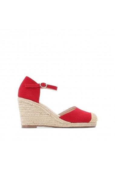 Sandale cu toc ANNE WEYBURN GDZ150 rosu