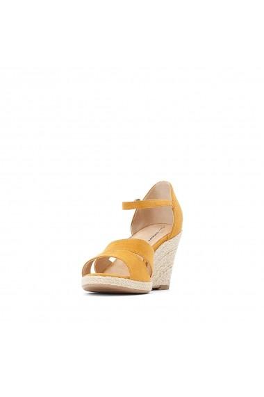 Sandale ANNE WEYBURN GGE223 galben