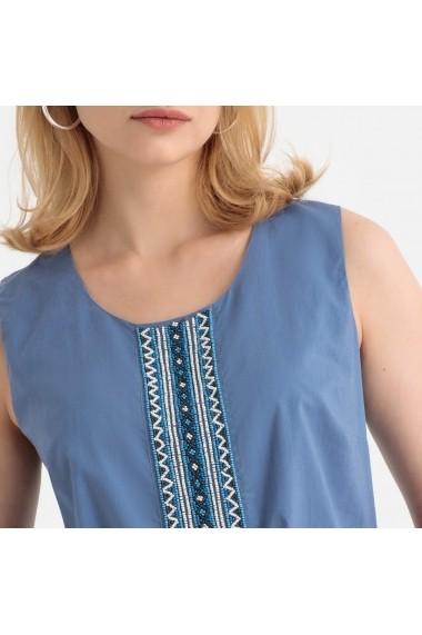 Rochie ANNE WEYBURN GGB512 albastru